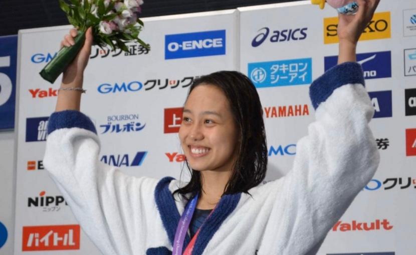 水泳オリンピック